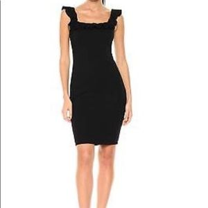 Bailey 44 mid black dress